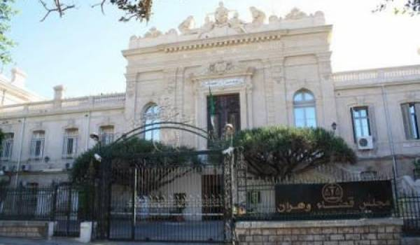 De nombreux maires sont passés par la case justice à Oran.