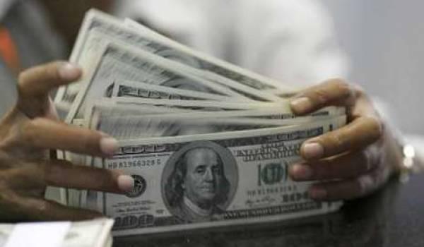 Les réserves de change algériens estimées à 190 milliards de dollars non compris les 173 tonnes de réserves d'or.