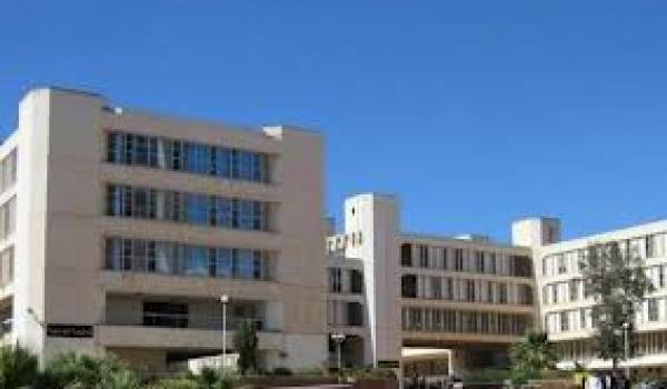 L'université Es Sania.