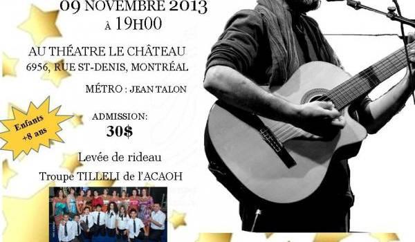 Le Chanteur Si Moh sera au Canada en novembre