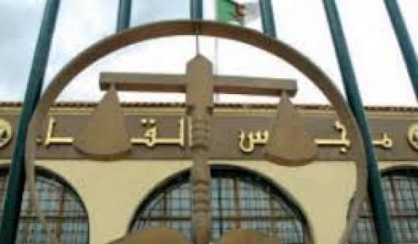Le tribunal de Tizi-Ouzou a condamné à la prison ferme trois anciens P/APC.