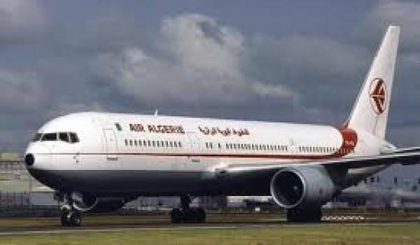 Air Algérie renforce sa flotte.