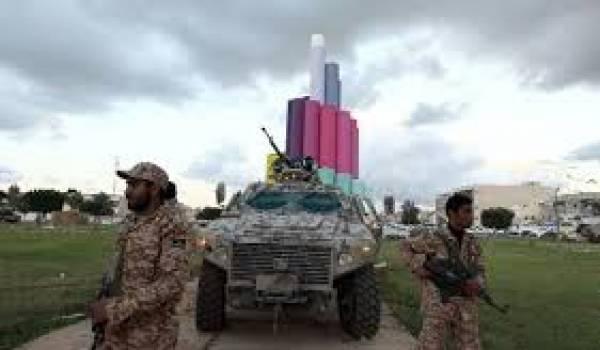 L'armée combat les djihadistes
