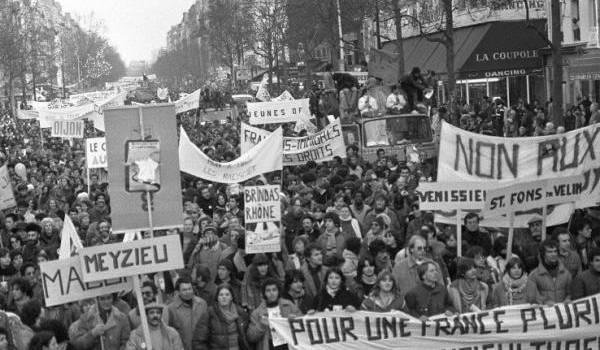 La marche des Beurs a marqué la France des années 1980