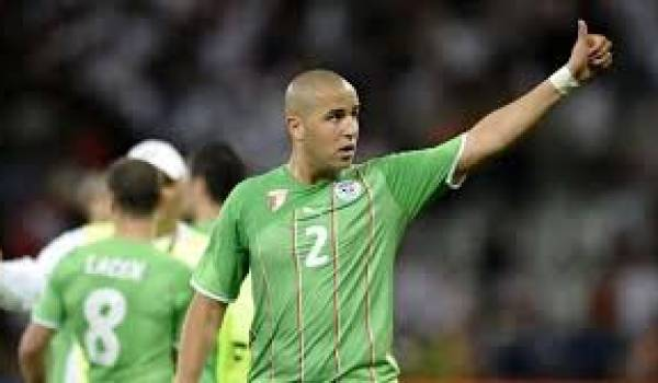 Madjid Bougherra.