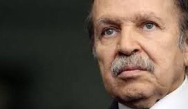Le président Bouteflika y est pour beaucoup dans la paralysie qui plombe le pays.