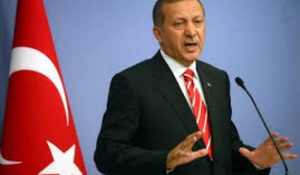 Erdogan a affirmé qu'il ne reconnaitra pas les nouvelles autorités égyptiennes.