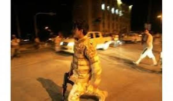 Le calme n'est pas revenu à Tripoli