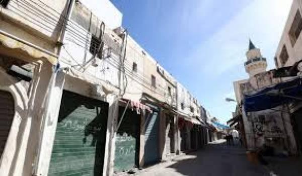 Un mouvement de grève générale est lancé en Libye.