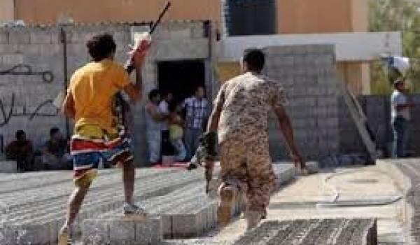Premier bilan des affrontements : neuf morts et une cinquantaine de blessés