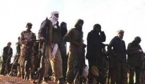 Les troupes du MNLA entendent reprendre la lutte