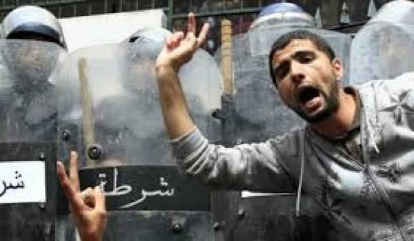 Les foyers de tension et de protestations se multiplient sans que le pouvoir n'en prenne la mesure.