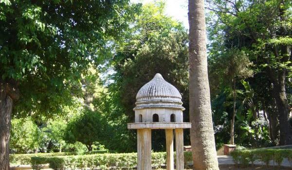 Jardin de Prague à Alger