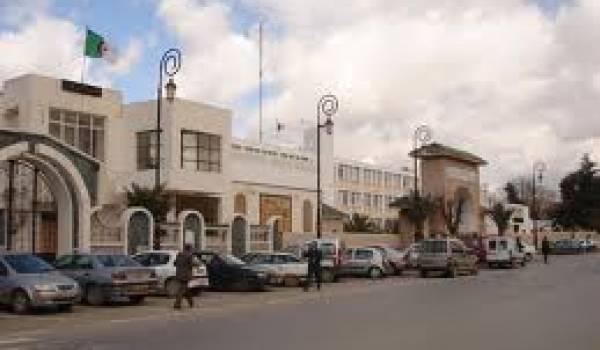 Siège de la wilaya de Médéa