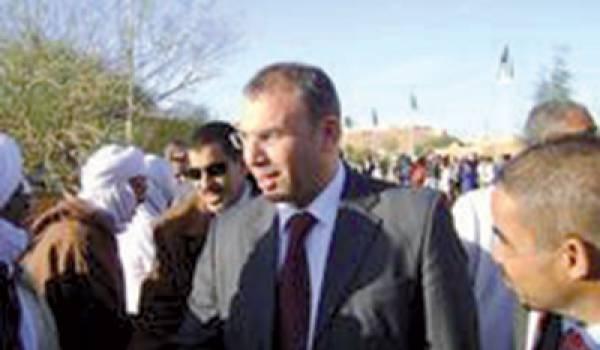 Le wali d'Oran, Zâalane Abdelghani,