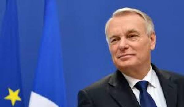 Jean-Marc Ayrault viendra en visite officielle en Algérie.