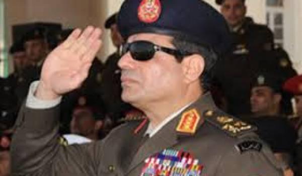 Egypte: le général putschiste Al Sissi promu maréchal