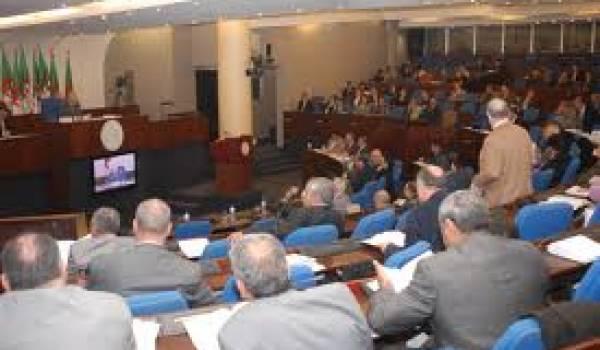 L'APN a adopté le projet de loi