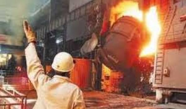 Une société pour gérer le projet sidérurgique est née.