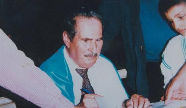 Bessaoud Mohand Arab, un des principaux animateurs de l'Académie berbère