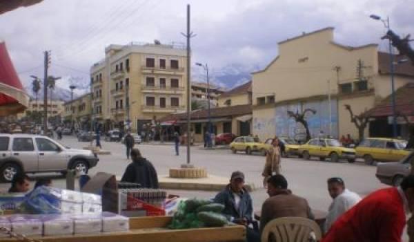 Chômage, oisiveté et désœuvrement sont entretenus dans la région.
