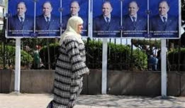 Un quatrième mandat oeuvre d'une clique d'affairistes qui ont fait main basse sur l'Algérie.