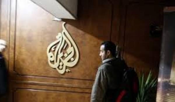 Trois journalistes d'Al Jazeera arrêtés en Egypte.