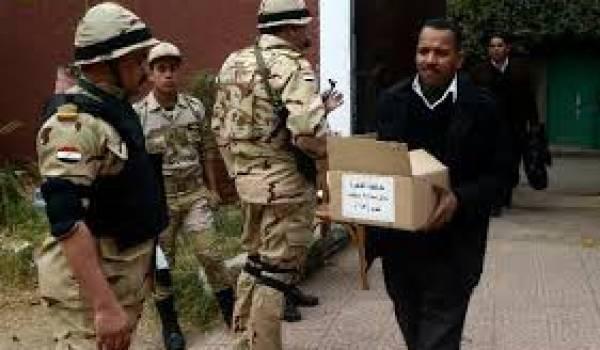 Les militaires qui ont déposé Morsi entendent faire de ce référendum un test pour la présidentielle.