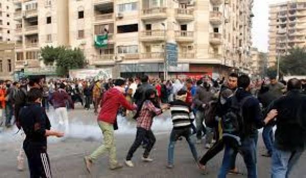L'armée a violemment réprimé les opposants