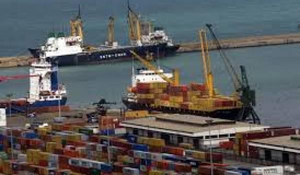 Le recul de l'excédent commercial de l'Algérie, s'explique par la hausse (+8,9%)