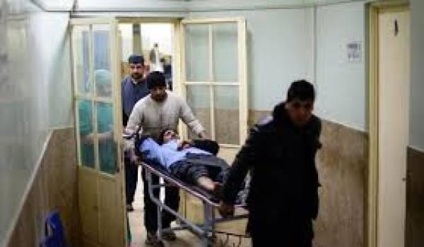 De nombreux travailleurs humanitaires feraient partie des victimes.