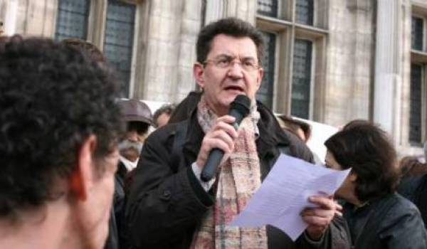 Pierre Tartakowsky, président de la LDH