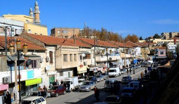 La ville de Médéa.