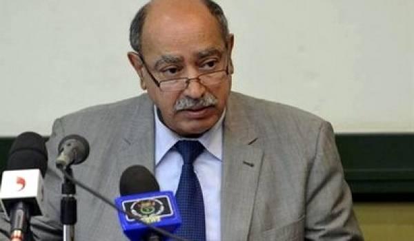 Mohamed Mebarki, ministre de l'Enseignement supérieur.