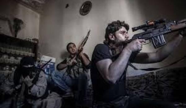 La rébellion s'étrippe entre djihadistes et ASL