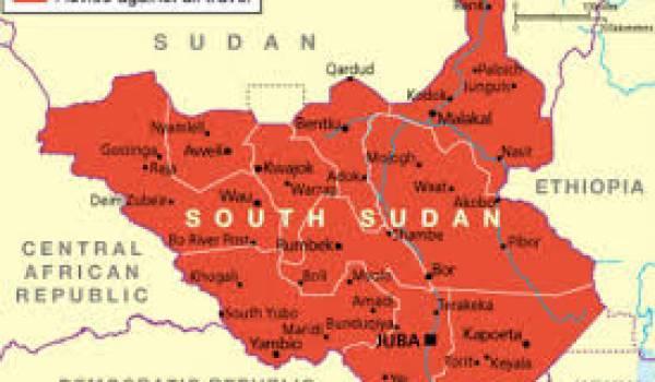 Les Etats-Unis appellent ses ressortissants à quitter le Soudan du Sud