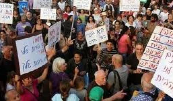 Les émigrés dénoncent les expulsions du gouvernement Netanyahou.