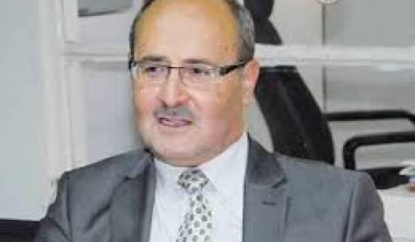 Yala Mohand Tahar se porte candidat.