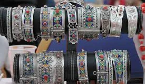 Yennayer est attendu pour sa célébration. Ici bijoux kabyles