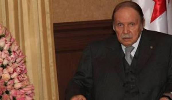 Abdelaziz Bouteflika normalement toujours convalescent est candidat à la présidentielle selon Sellal.