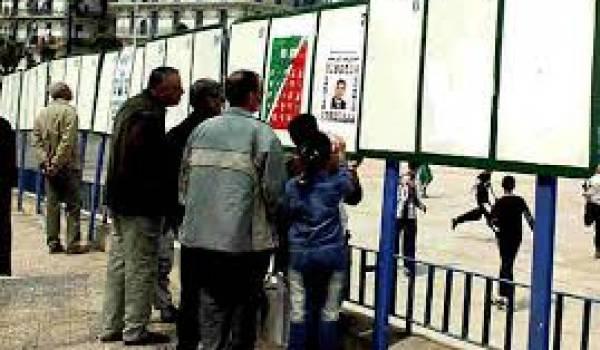 La présidentielle algérienne n'a rien d'une élection classique comme on en voit ailleurs. Elle n'a pas lieu dans les urnes.