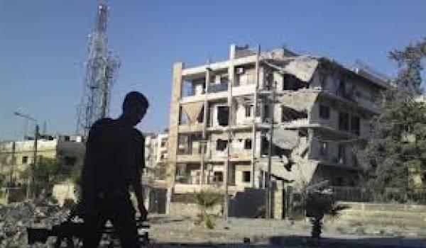 Les affrontements armés ont conduit à une situation humanitaire dramatique à Alep et Homs