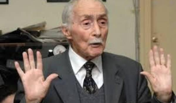 Ali Yahia Abdenour.