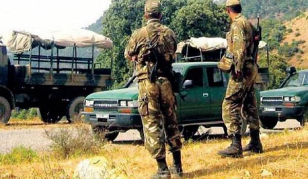 L'ANP a saisi 40 missiles aux frontières avec la Libye