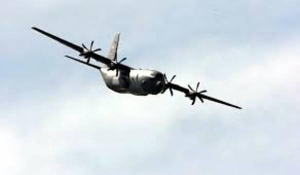 Un C 130 du même type que celui qui s'est écrasé mardi.
