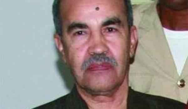 Boualem Sias, consul algérien, un des quatre otages du Mujao.