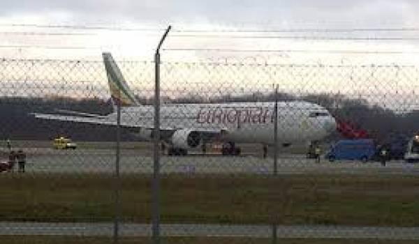 Le vol ET702, qui avait décollé dans la soirée d'Addis Abeba à destination de Rome, a été contraint de se détourner vers Genève