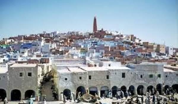 Ghardaïa.