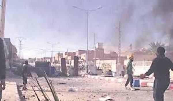 Depuis décembre la communauté mozabite est victime d'attaques répétées de groupes de voyous, le tout dans l'indifférence de la police.