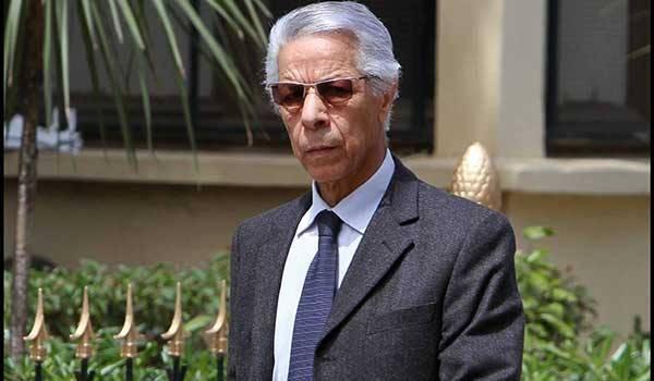 L'ancien premier ministre Mouloud Hamrouche.